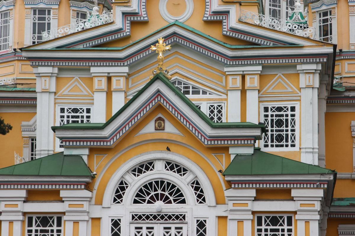Бывший краеведческий Музей - Bakhit Zhussupov