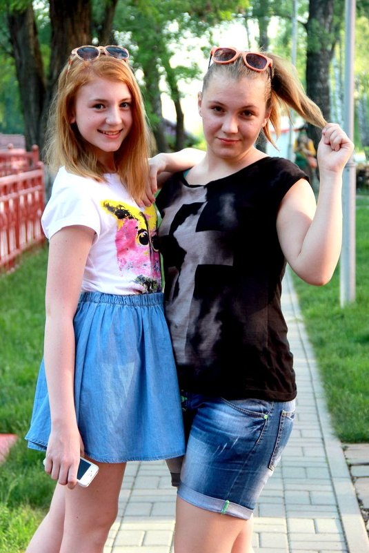 ** - Стася Кочетова
