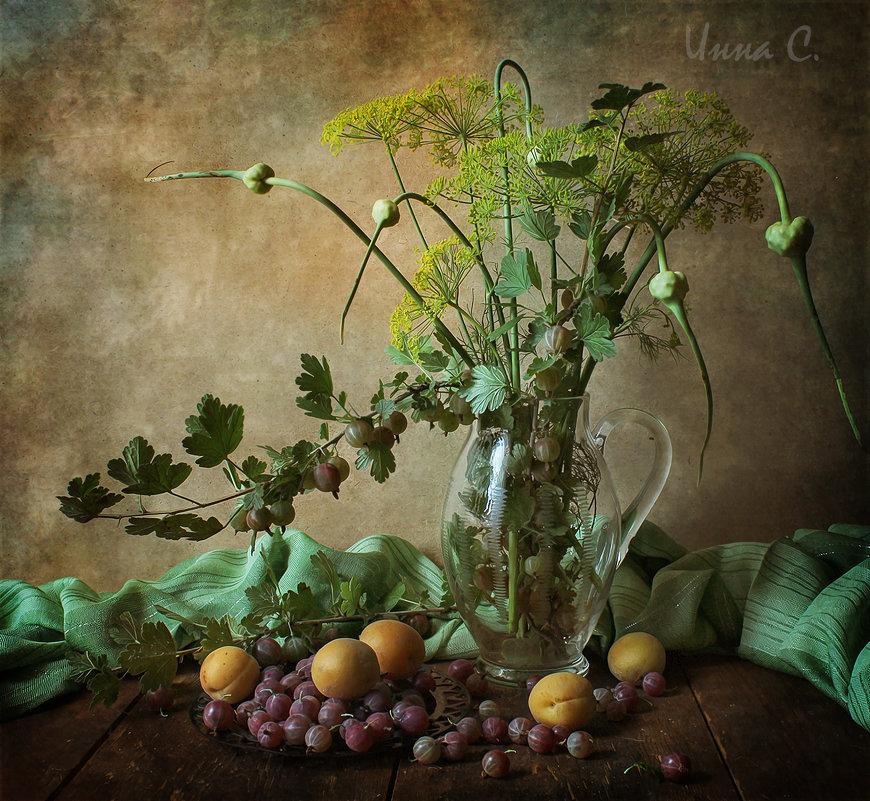 дары лета - Инна Сухова