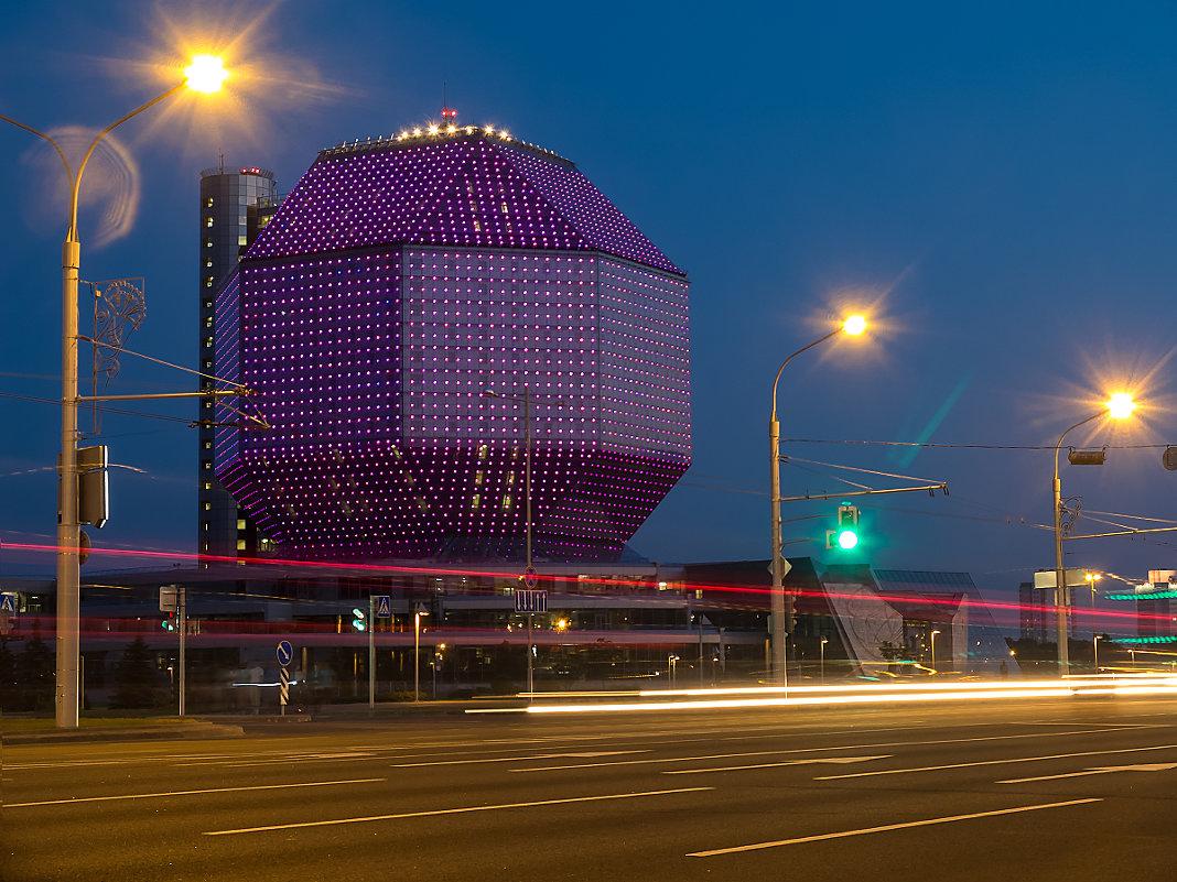 Национальная библиотека в Минске - Михаил Тарасов