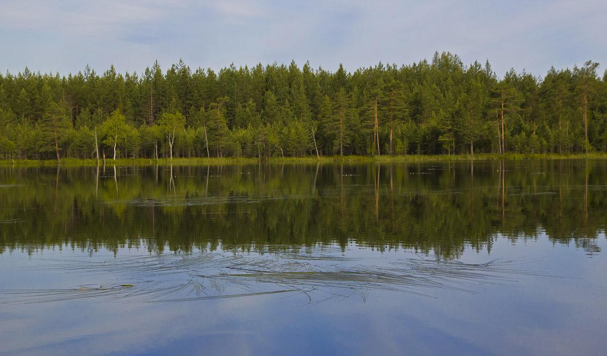 озера для рыбалки нижегородской области
