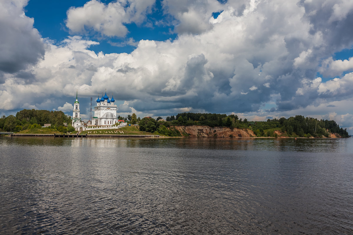 нижегородская фото катунки область