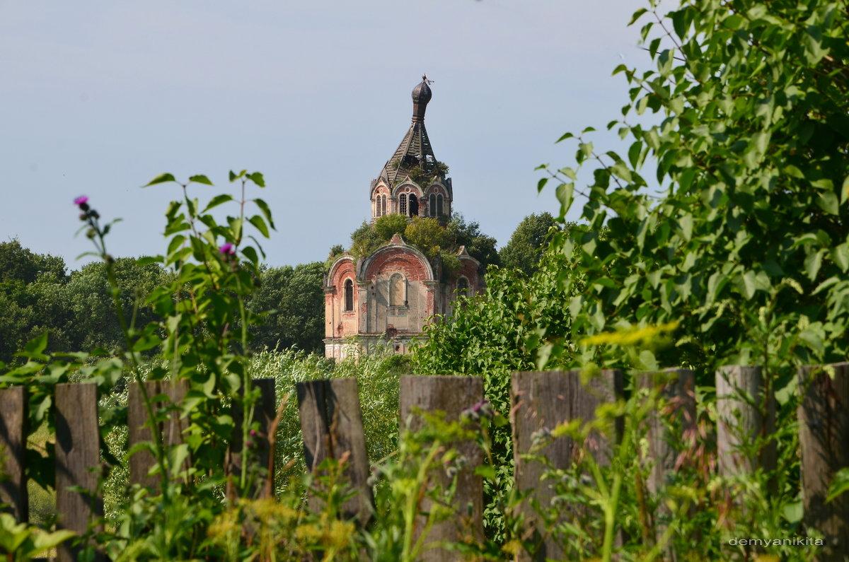 Старая церковь - demyanikita