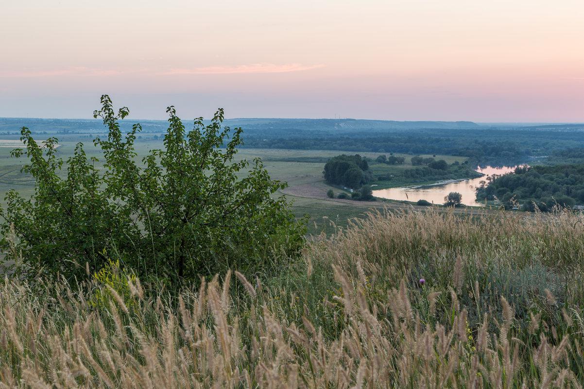 На закате - Зоя Коптева