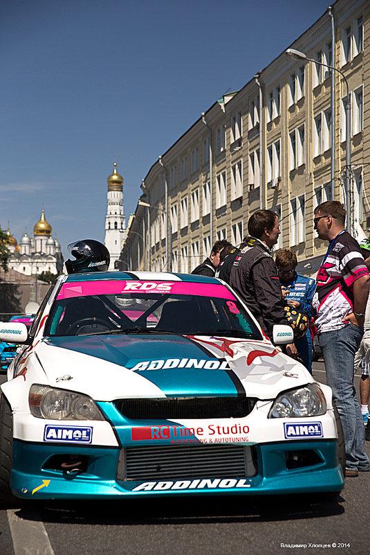 Формула 1 - Владимир Хлопцев