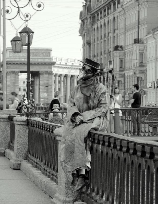Одинокий ворон - Галина (Stela) Кожемяченко