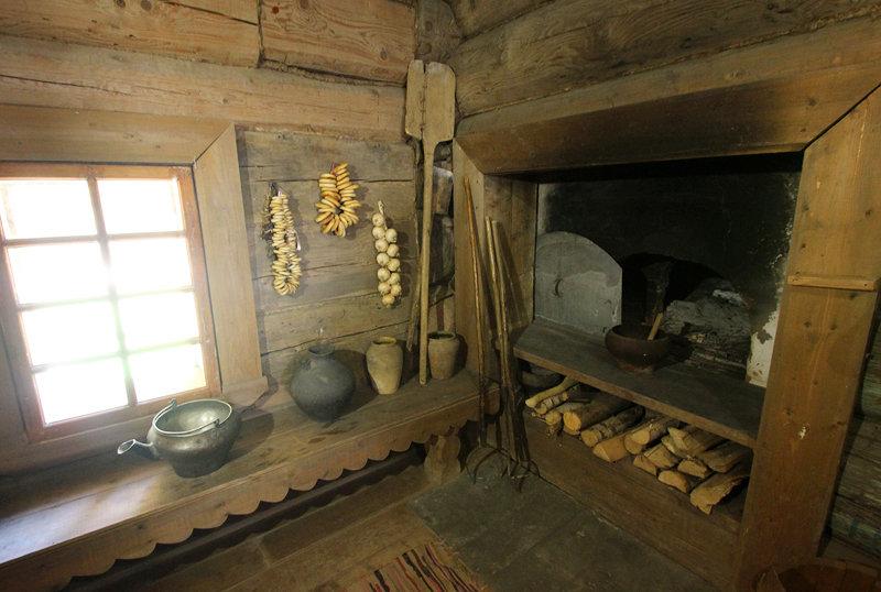 Быт крестьянского дома - Nikolay Monahov