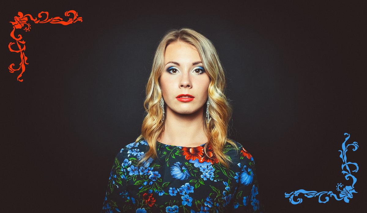 Портрет - Яна Насадик