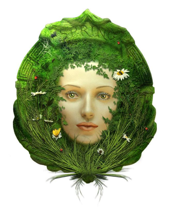 Дух весны - Tatsiana Dukhovich