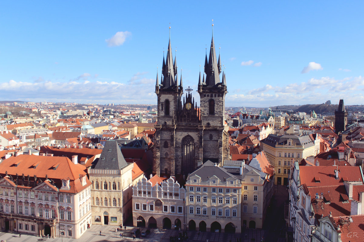 Сказочная Прага - Galina Romanova