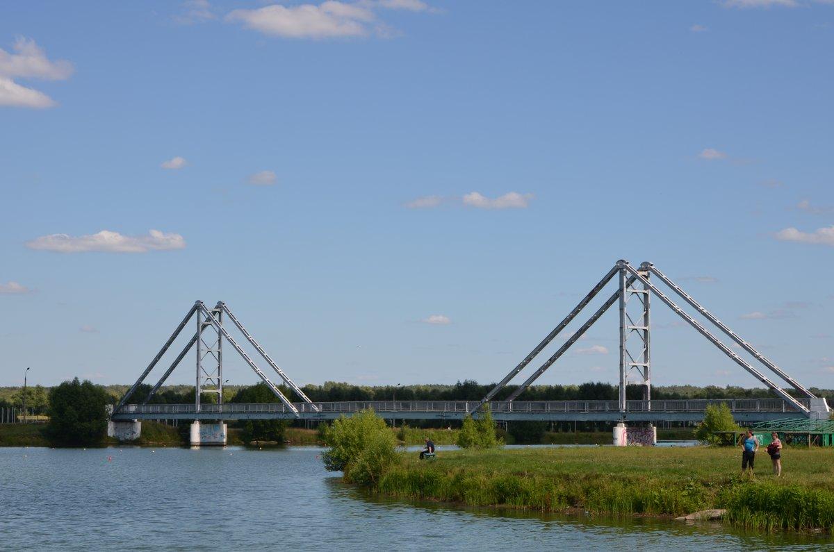 Рыбалка в бронницах у моста