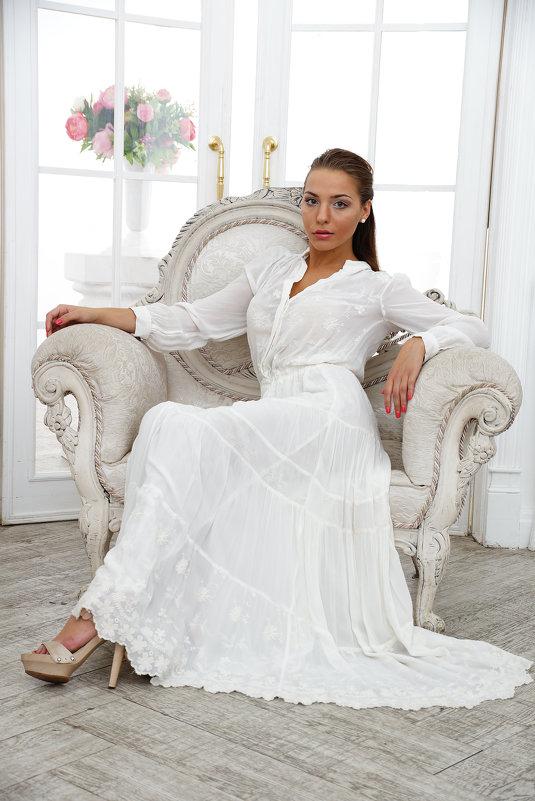 Торжество белого - НаталиКа