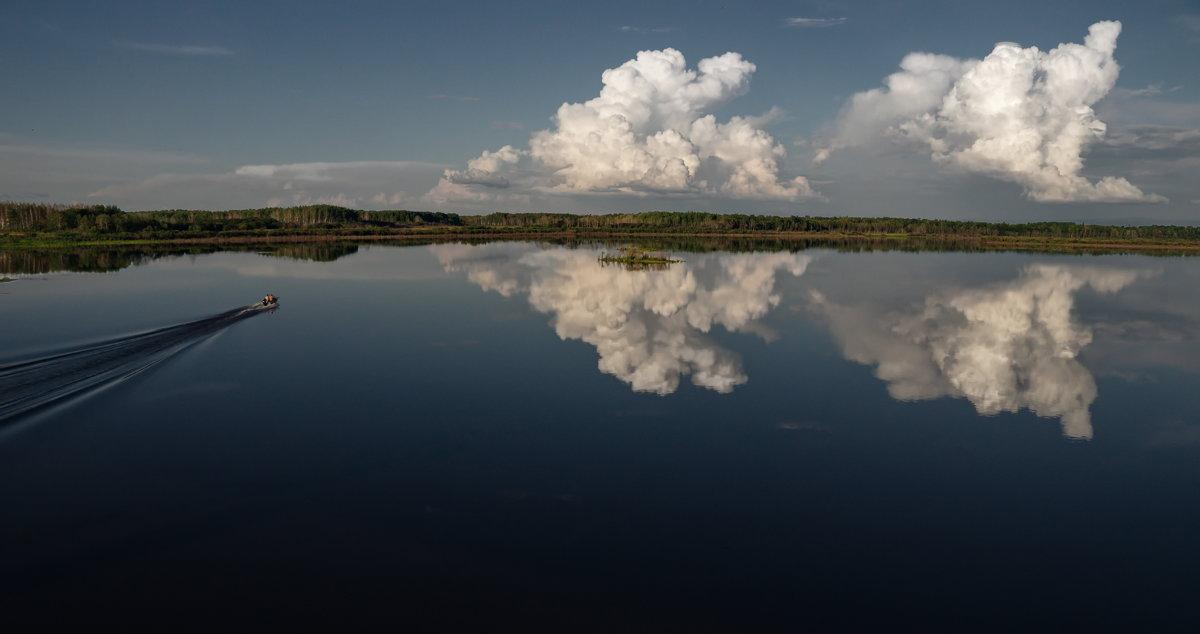 Озеро Гасси - Алексей Некрасов