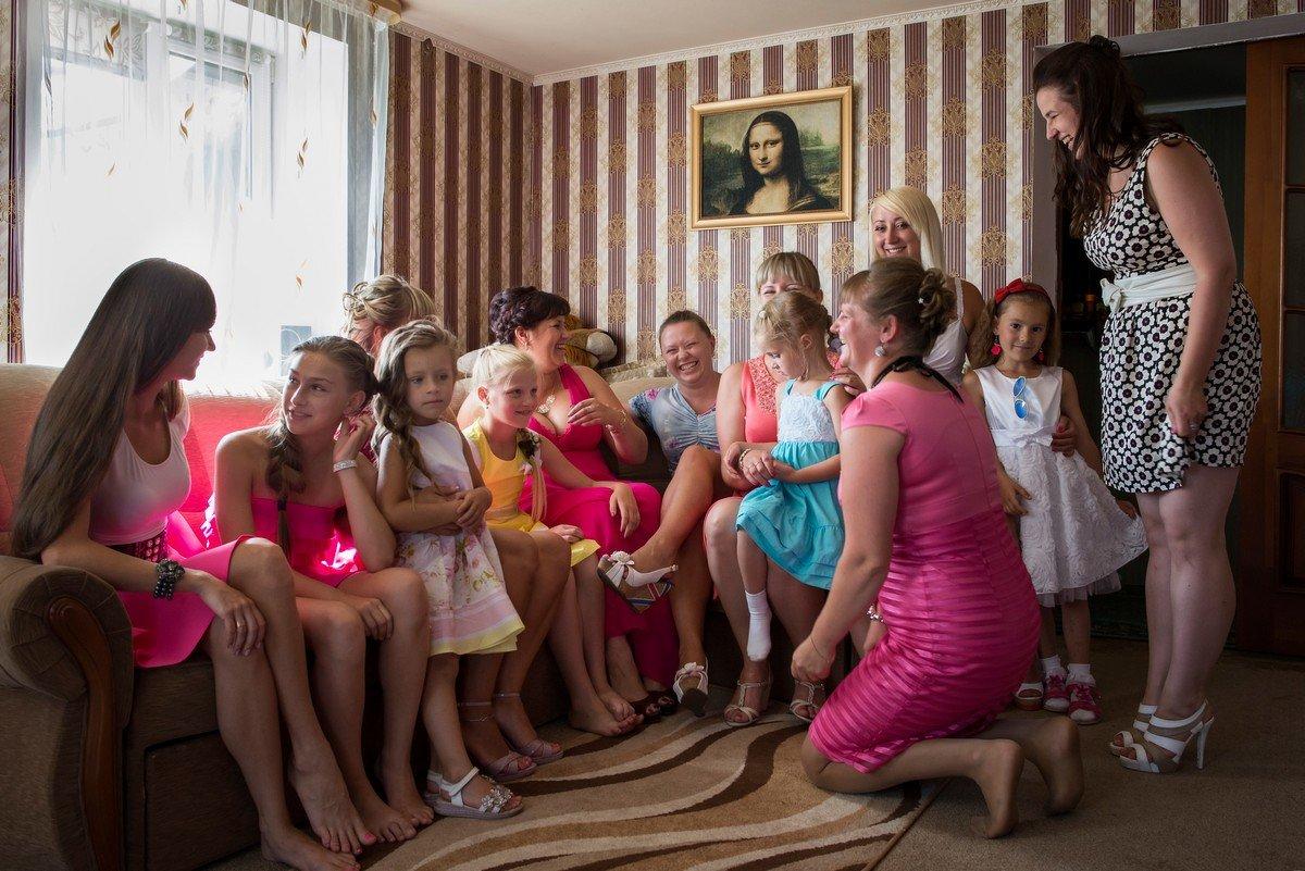 Свадьба в розовом (10 лет) 1 - Михаил Тарасов