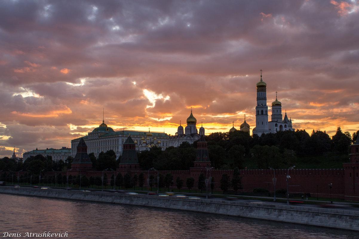 Москва - Денис Атрушкевич