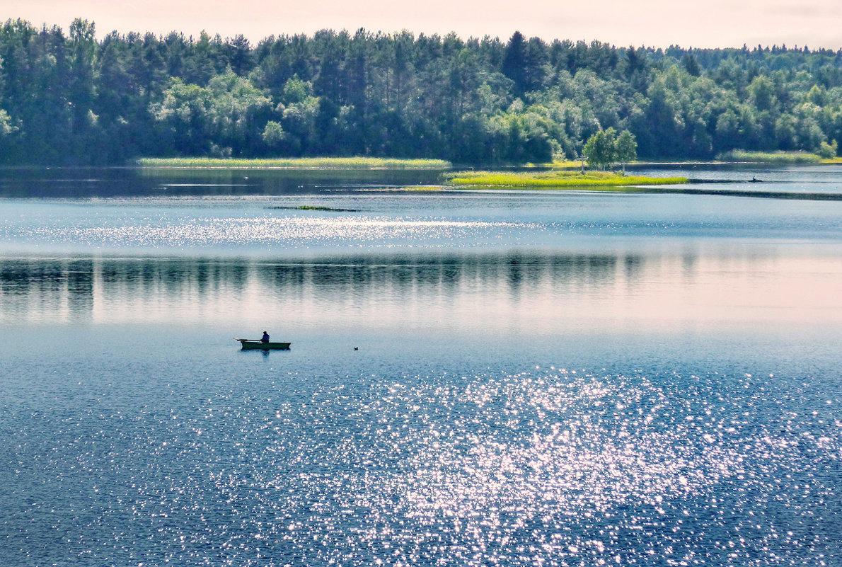 Летняя рыбалка - Валерий Талашов