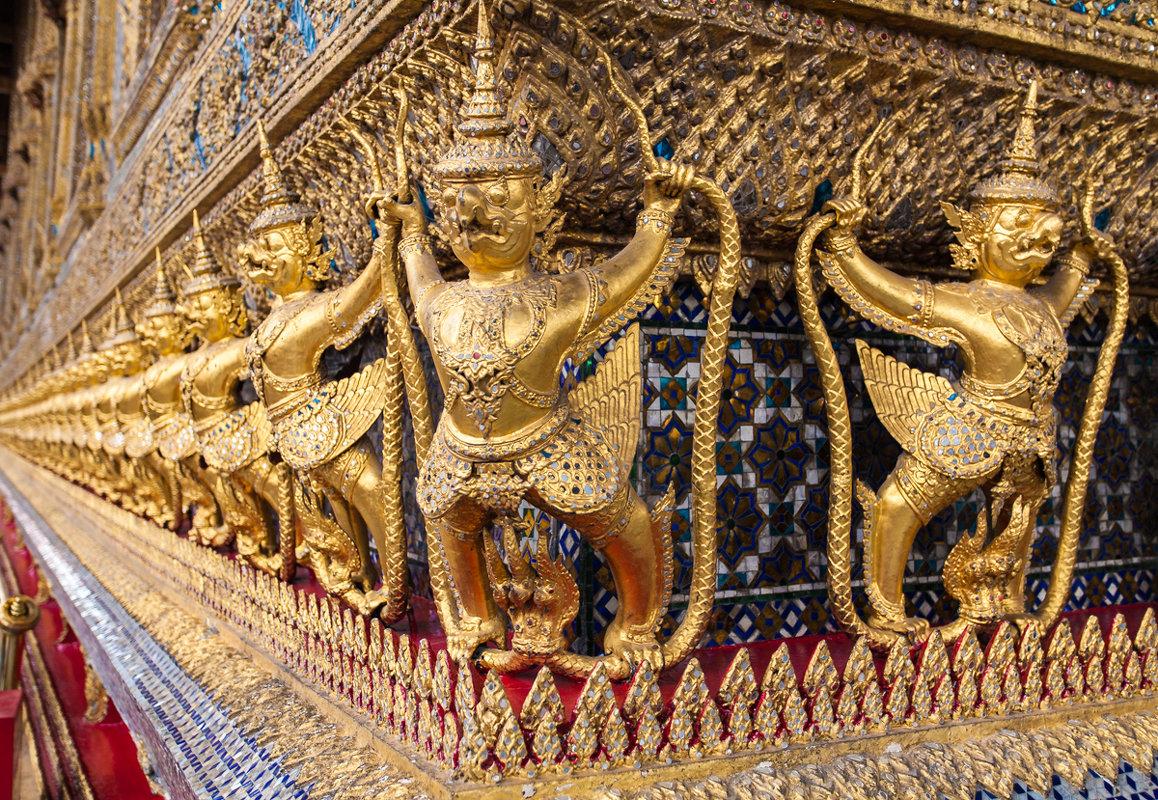 Большой дворец в Бангкоке - Евгений Логинов