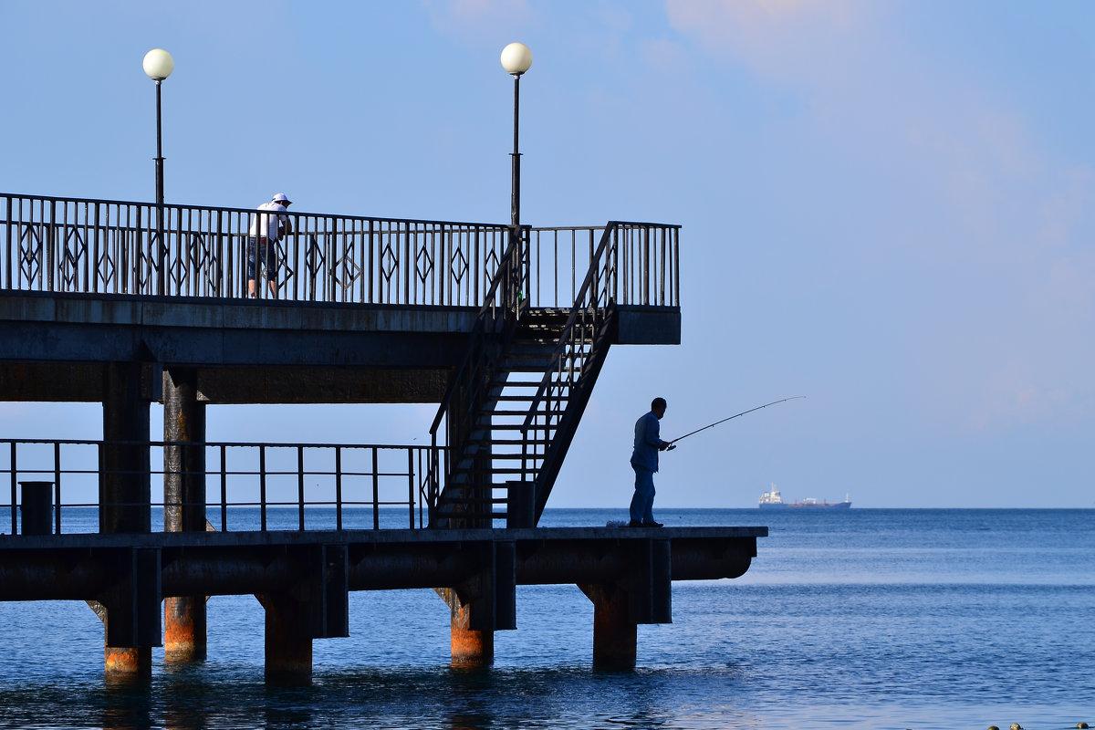 Рыбалка - ОЛЬГА КОСТИНА