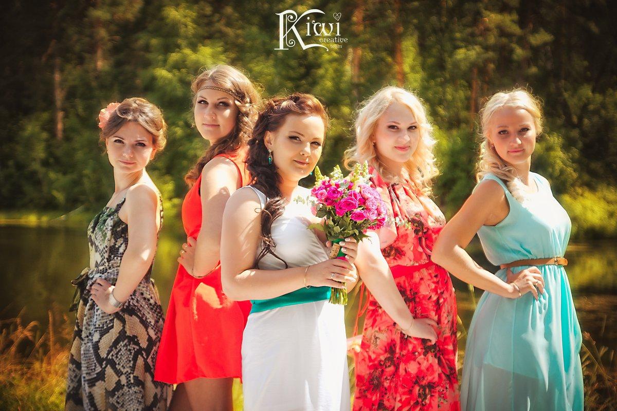 Свадебное - Творческая группа КИВИ