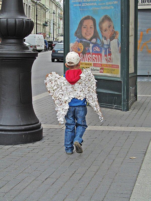 Здесь ангелы ходят.... - Ирина