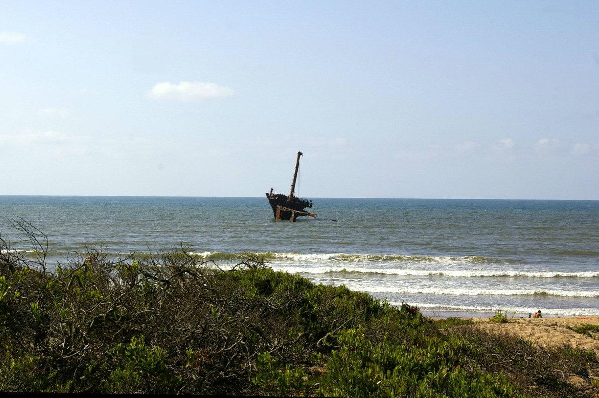 Одинокий некогда корабль - Светлана marokkanka