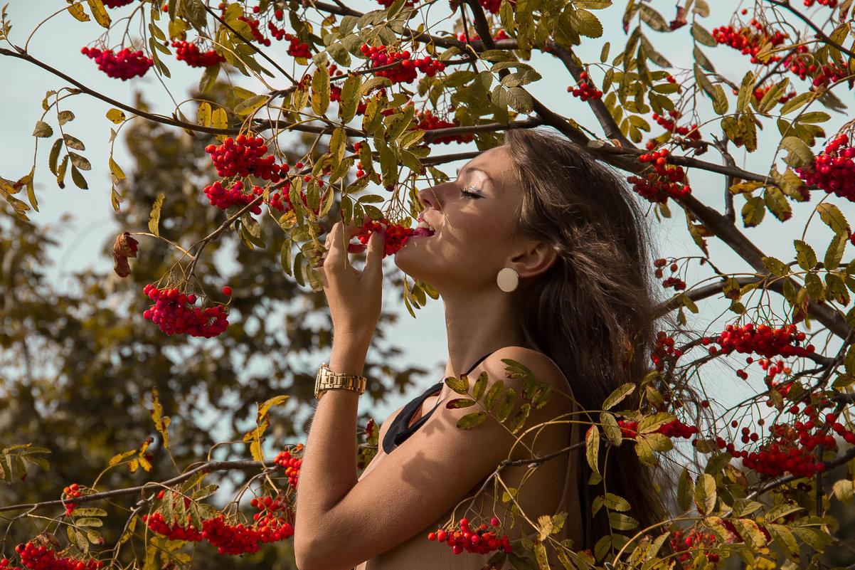 Рябина - Юлия Пономарева