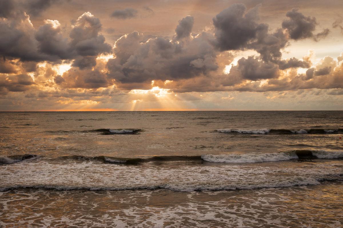 Осень на море... - Irina Jesikova