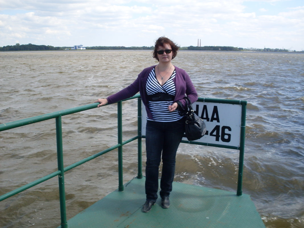 Кронштадт лето 2014 - Nika