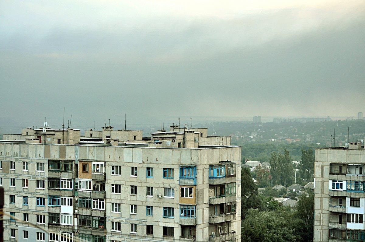Дым над городом - Игорь Д