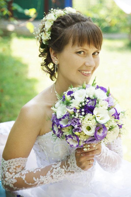 невеста - Оксана Хомченко