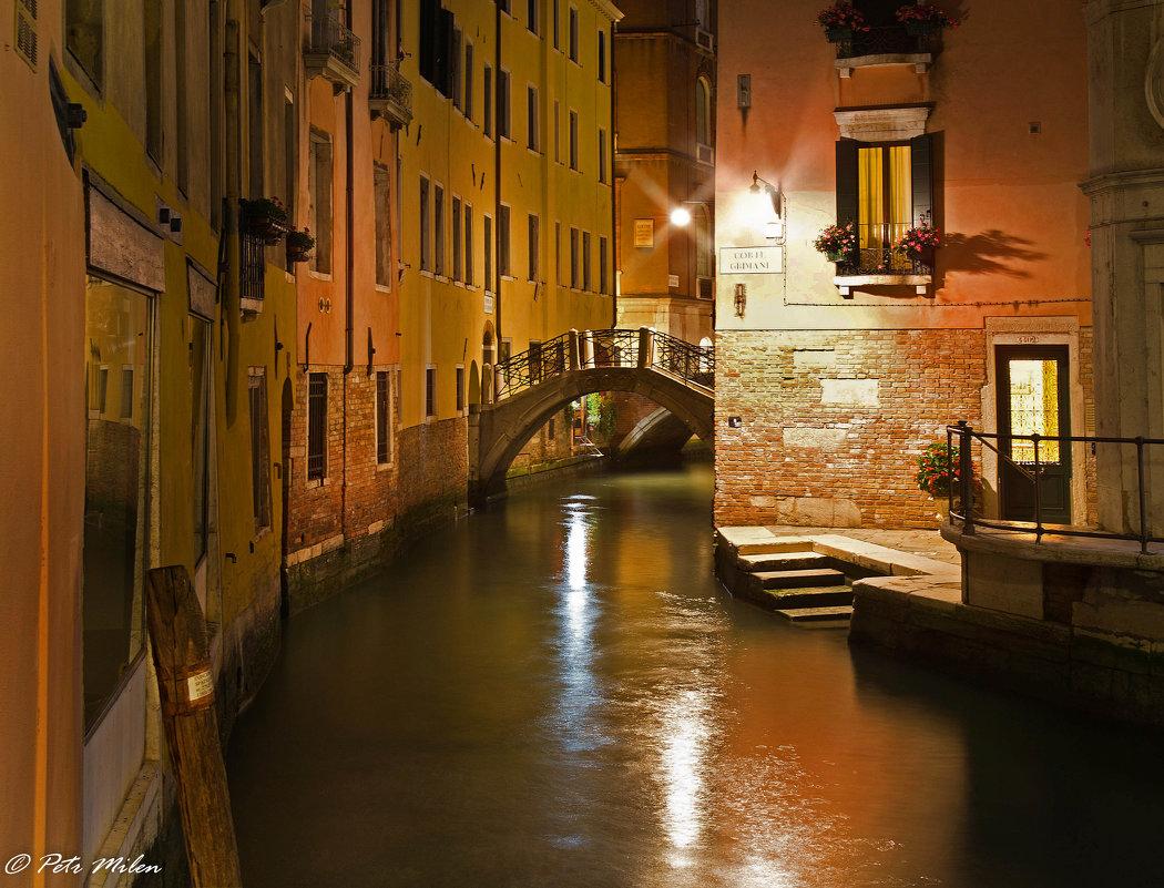 Венеция. Магия ночи. - Petr Milen