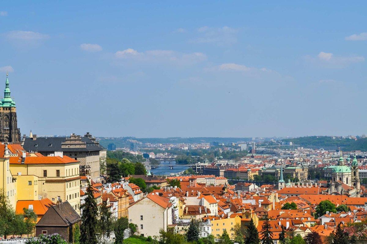 Прага(Чехия) - Georg Förderer