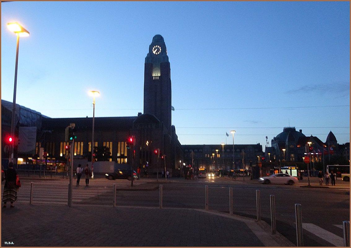 Вечерний Хельсинки - Вера