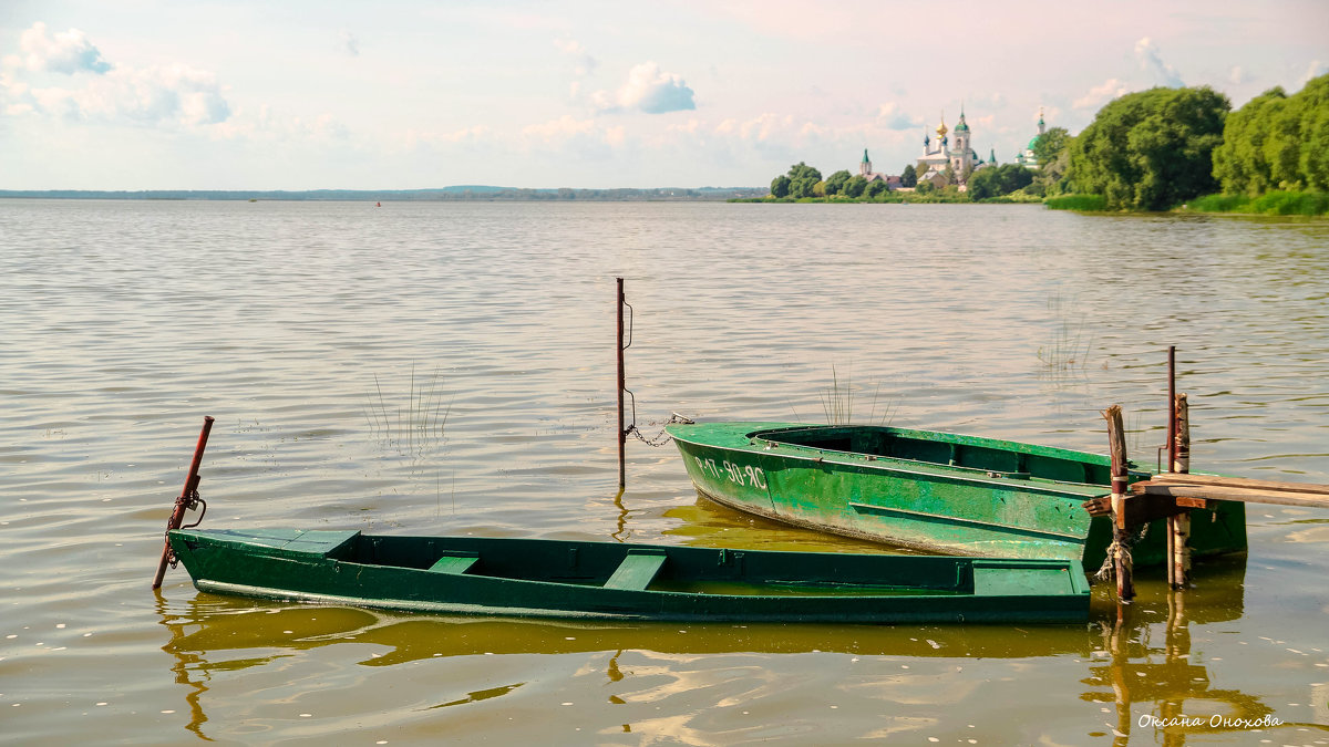 Озеро Неро.... - Оксана Онохова