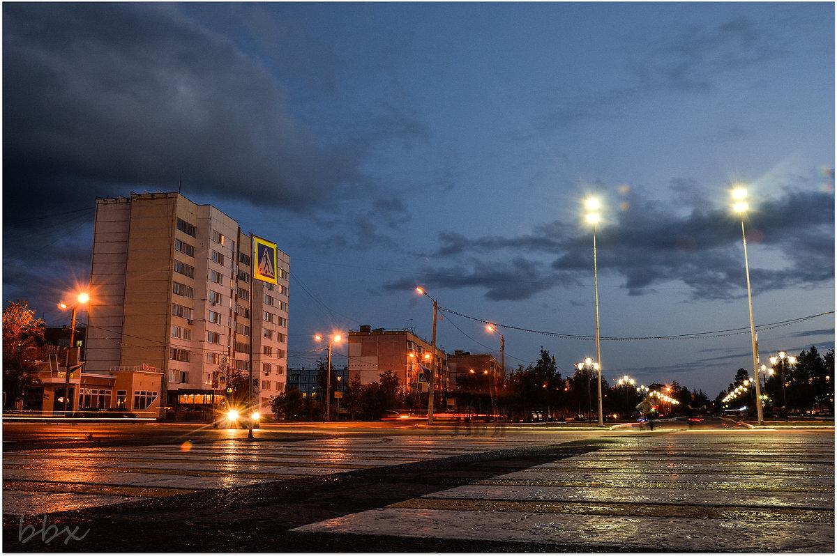 Город не спит - Василий Хорошев