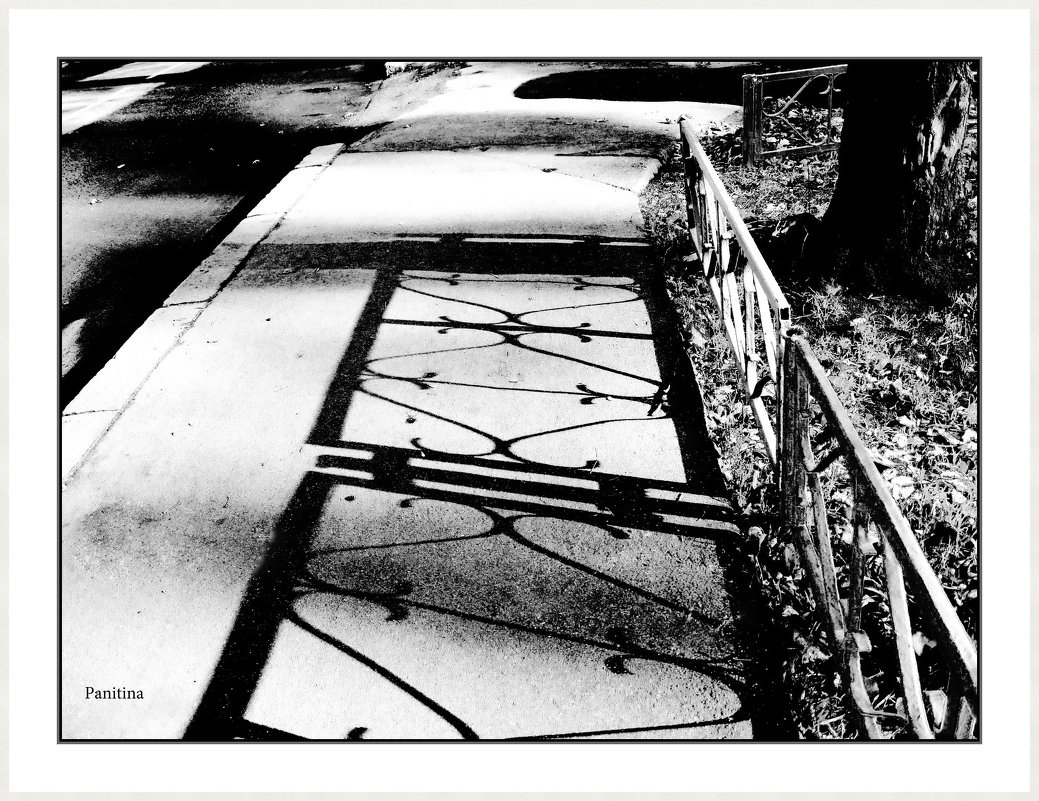 Тень. Фотографика - Валентина (Panitina) Фролова