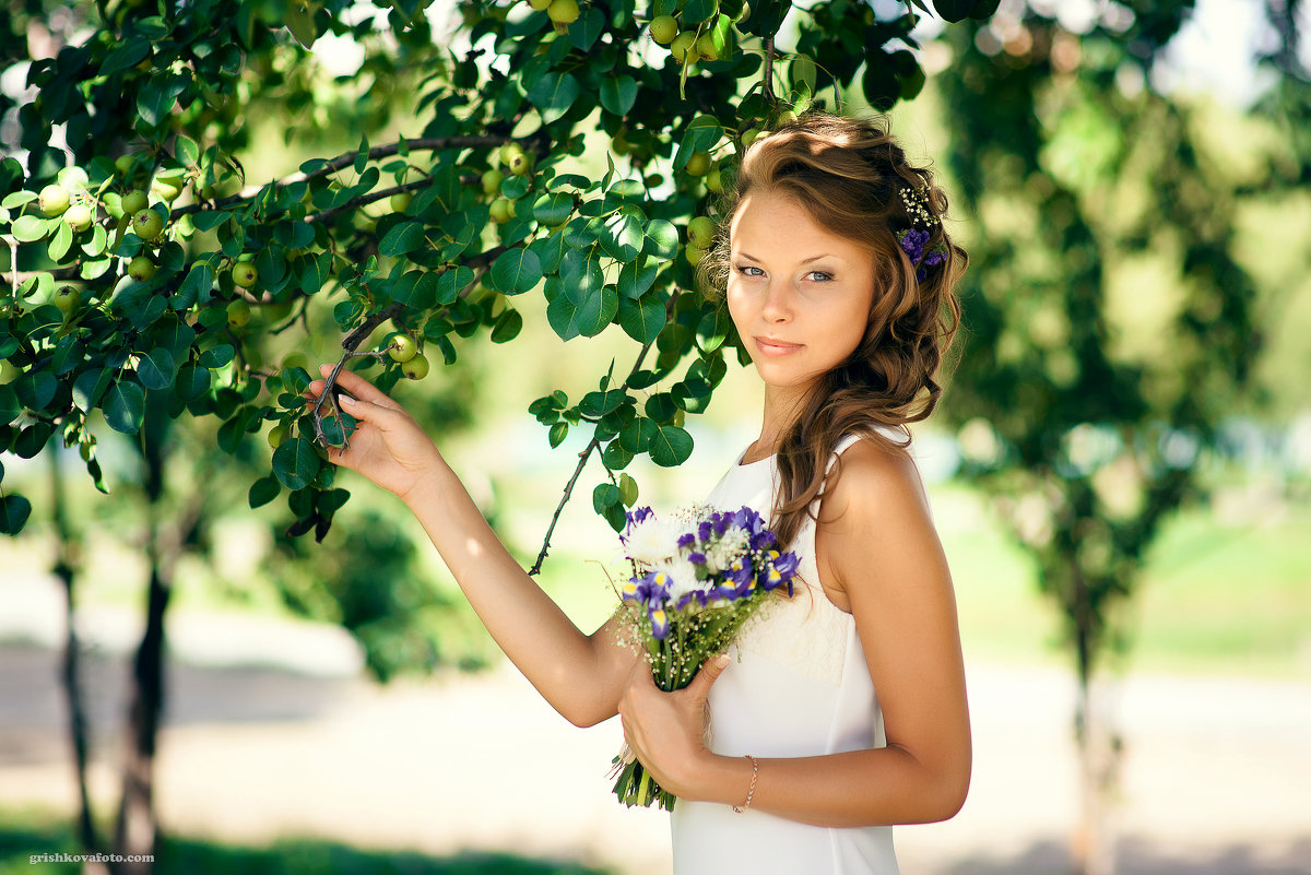 яблонька - Янина Гришкова