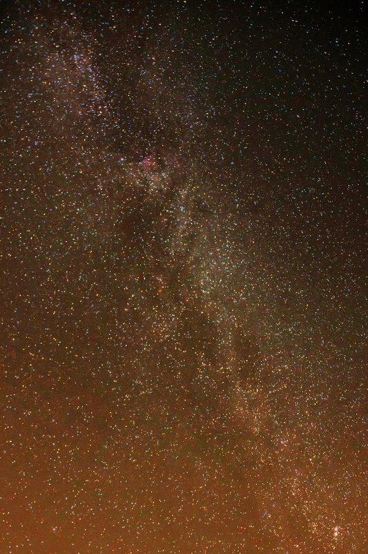 ночное небо - Алексей Яковлев