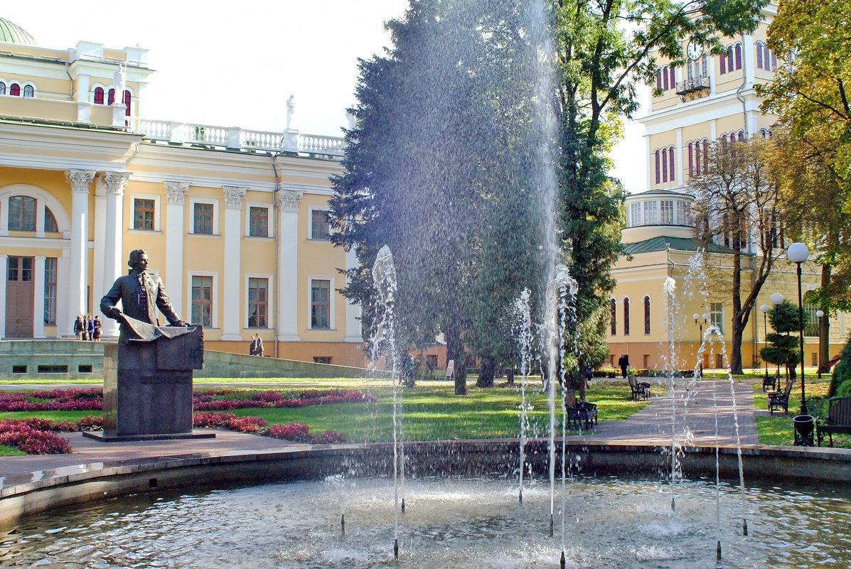 Гомель- Дворцово- парковый ансамбль - yuri Zaitsev