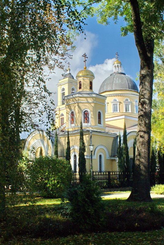 Гомель- Собор Петра и Павла - yuri Zaitsev