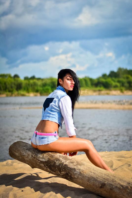 Пляжная фотосессия - Виталий KsandR Александров