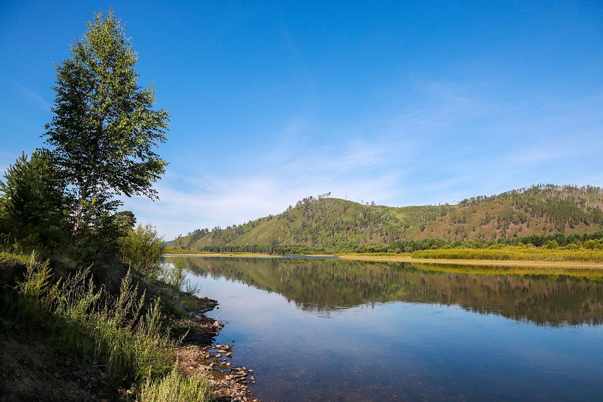 Река - Людмила Ли