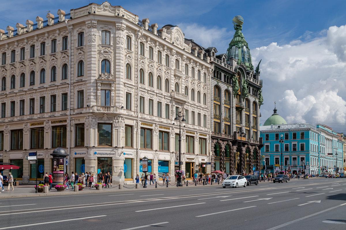Санкт-Петербург, Невский проспект, Дом Книги. - Александр Дроздов
