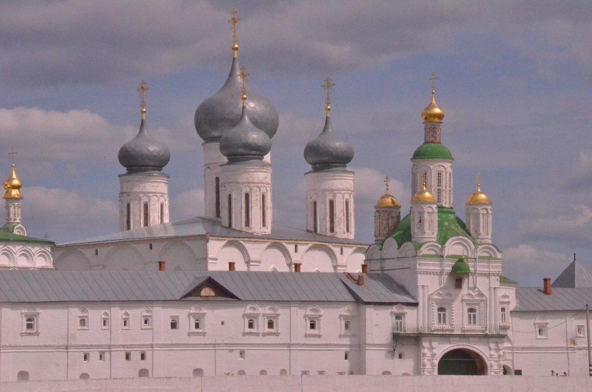 Макарьевский монастырь - Михаил Новожилов