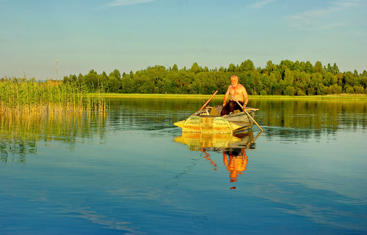 Вечер рыбака - Валерий Талашов