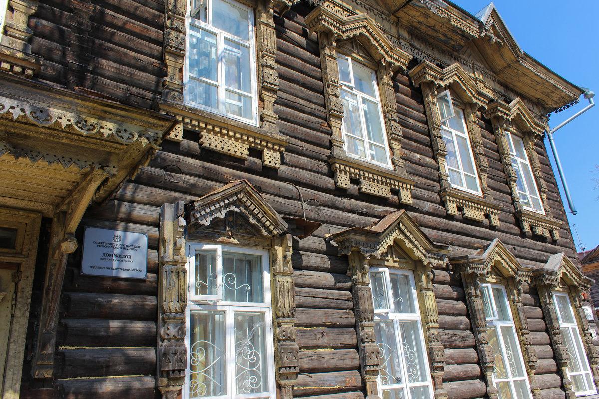 Жилой дом в Томске - Алексей Павленко