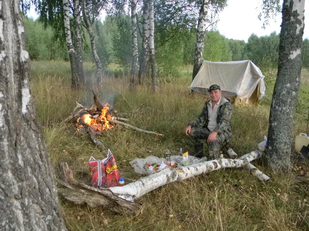 Шеф на охоте - Олег Романенко