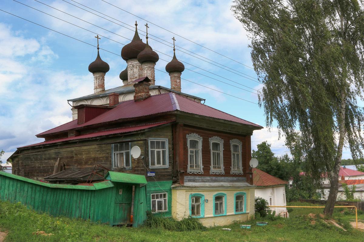 путешествие в Гороховец - Марина Черепкова