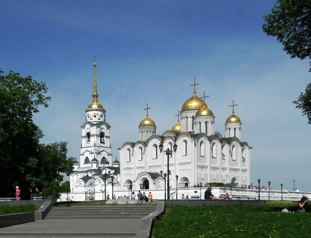 Успенский собор. - Oleg4618 Шутченко