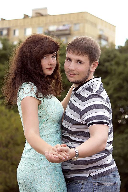 Оля и лёша - Диана Калинина